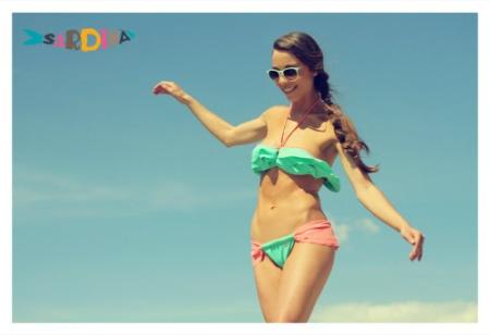 1d2ab8cdd A Sardina é uma marca de beachwear 100% portuguesa (biquínis, triquinis e  fatos de banho), produzida em Portugal por três portuguesas.