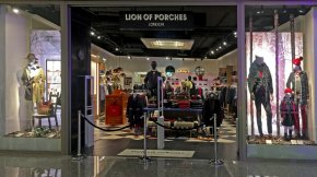 LION OF PORCHES EXPANDE-SE PARA O LUXEMBURGO