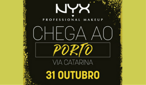 A NYX CHEGOU PARA EMBELEZAR O VIA CATARINA SHOPPING