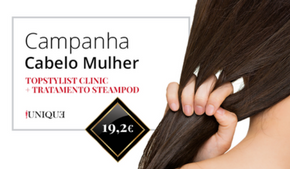 UNIQUE HAIR & BODY CLINIC LANÇA LOJA ONLINE COM DESCONTOS EXCLUSIVOS